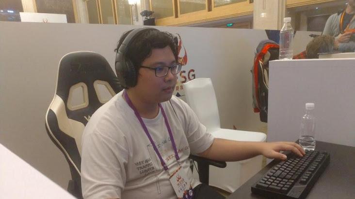 [StarCraft 2] GTV MeomaikA chiến thắng Maru - game thủ top 5 Thế giới tại Chung kết WESG