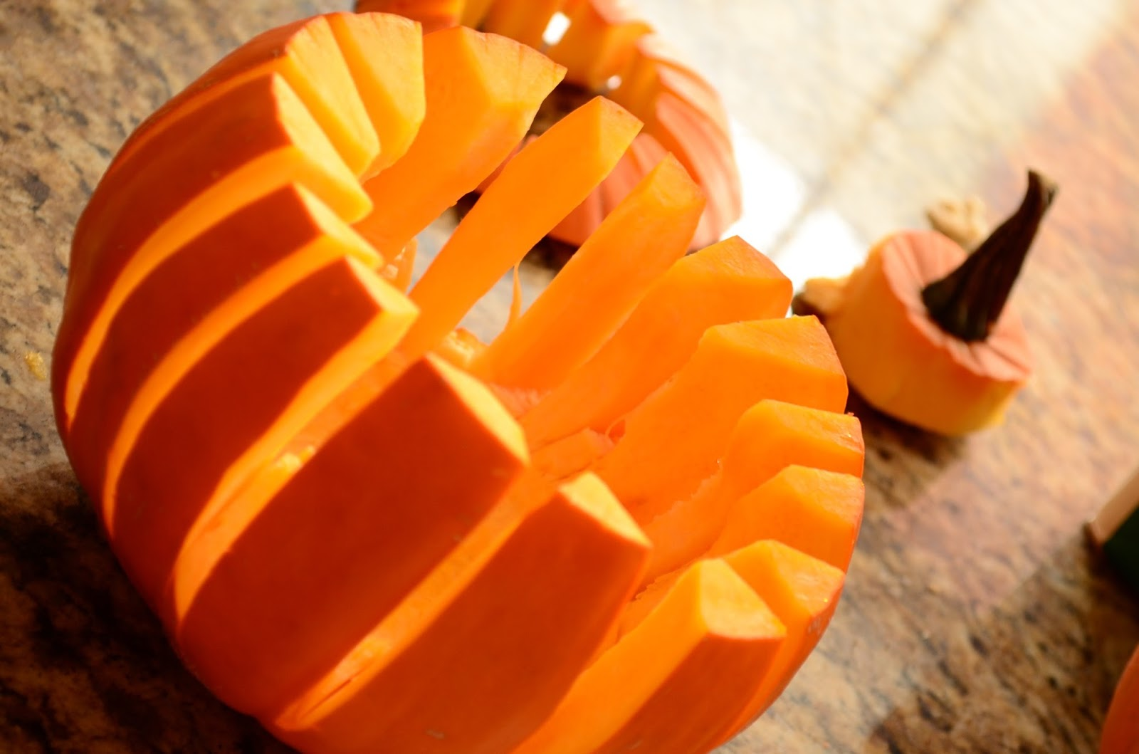 The Practical Mom: Solar System with Pumpkin & Dough