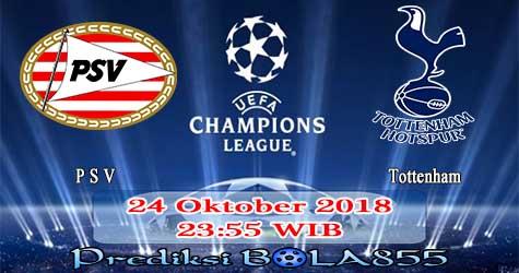 Prediksi Bola855 PSV vs Tottenham 24 Oktober 2018
