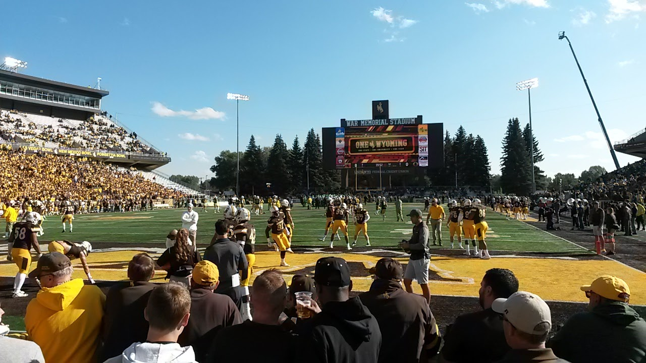 Travel To An Away College Football Game This Year