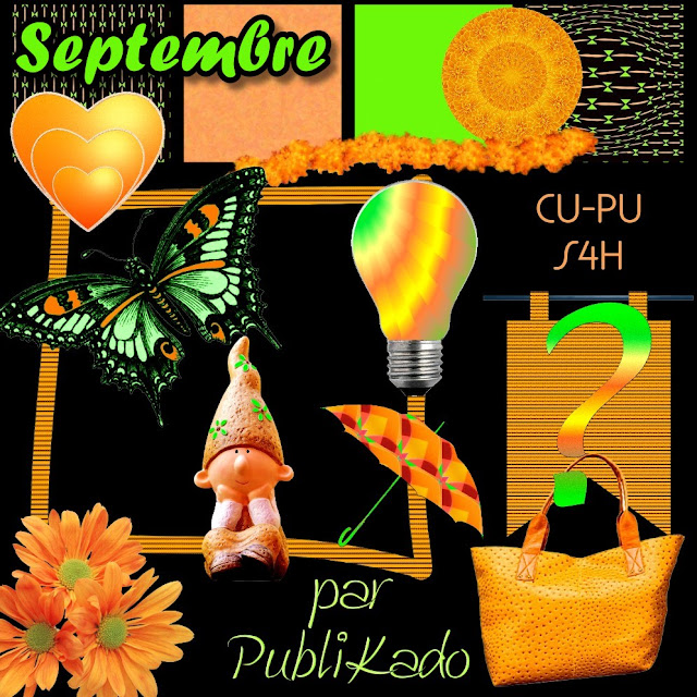 Septembre - Mini-Kit - CU