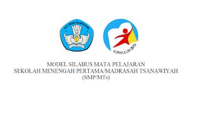 Download Rpp Silabus Kurikulum 2013 Jenjang SMP/MTs Format Baru