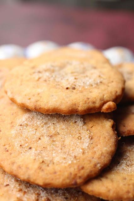 biscuits légèrement croquants
