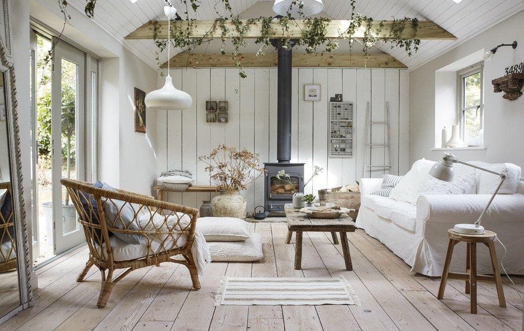 L'arredamento stile country è perfetto per le case di campagna, ma si può adattare bene anche ad un appartamento di città. Country Chic Per Un Casa In Campagna Firmata Ikea