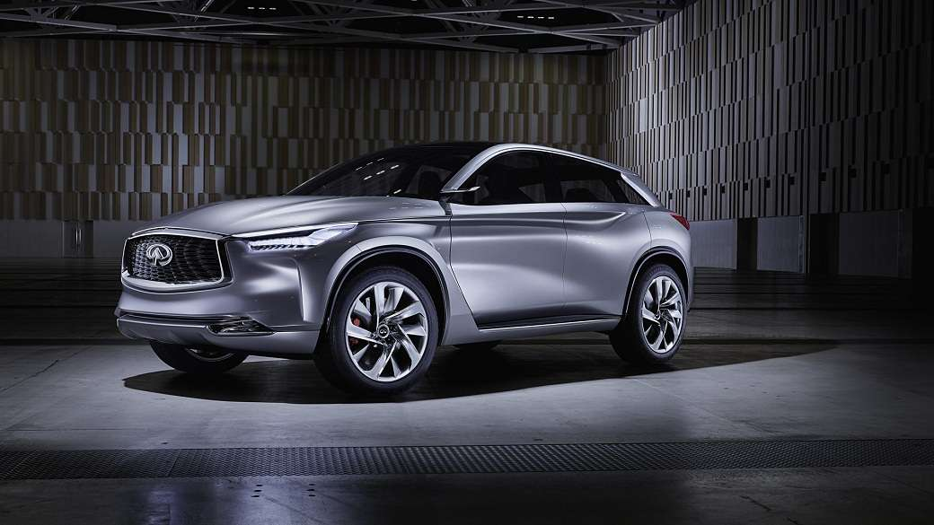 Infiniti QX Sport Inspiration , car news