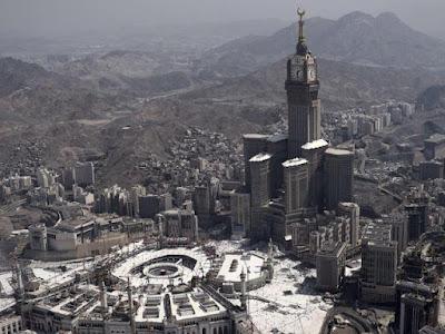 Kebangkrutan Arab Saudi