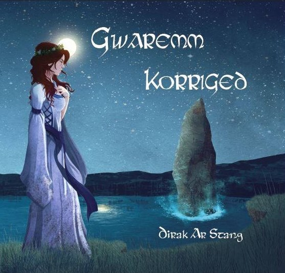 Gwaremm Korriged, Female Fronted Folk Metal Band from France, Gwaremm Korriged Female Fronted Folk Metal Band from France