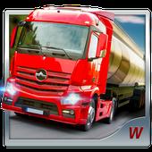Truck Simulator : Europe 2 Unlimited Money MOD APK