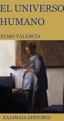 Carátula de El universo humano, de Elmo Valencia