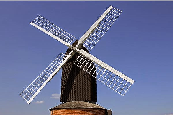 Buy wallart of windmill