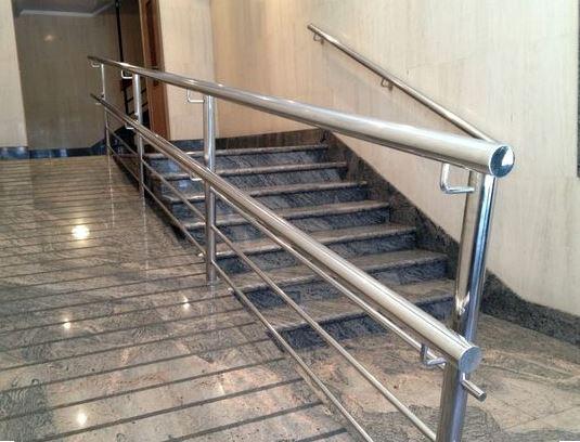 Artinox acero inoxidable for Escaleras metalicas pequenas