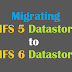 How To Migrate VMFS 5 Datastore to VMFS 6 Datastore