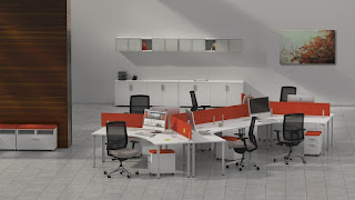Open Desking Configuration