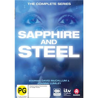 Sapphire and Steel: The Complete Series: DVD Review