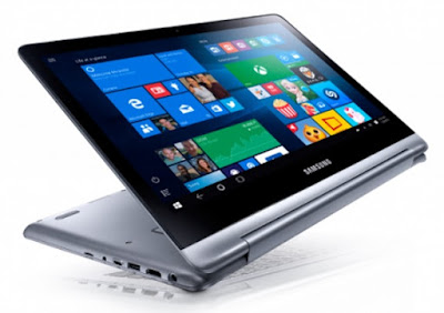 Samsung Notebook 7 Spin Convertible