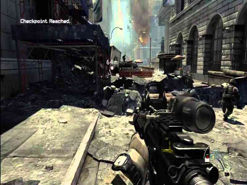 Call Of Duty Modern Warfare 3 Game Download Free For PC Full
