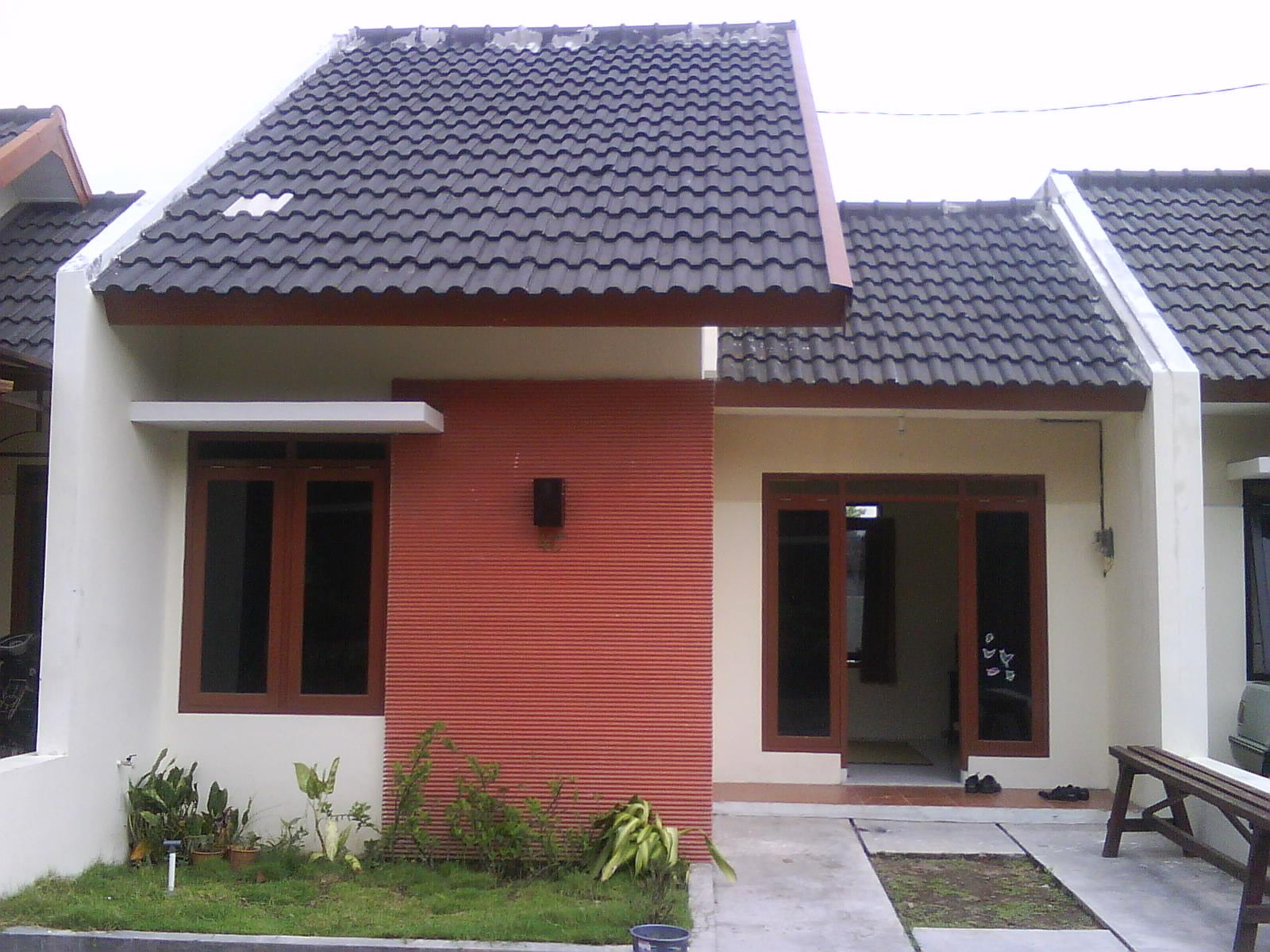 Gambar Rumah  1 Lantai 2 Lantai Minimalis Type  21  2014