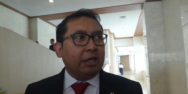 Wakil Ketua DPR, Fadli Zon