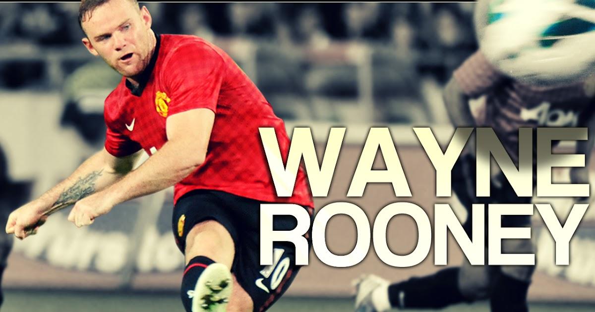 Wayne Rooney Wallpaper 2012
