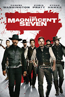 The Magnificent Seven 2016 Dual Audio 720p BluRay With ESubs