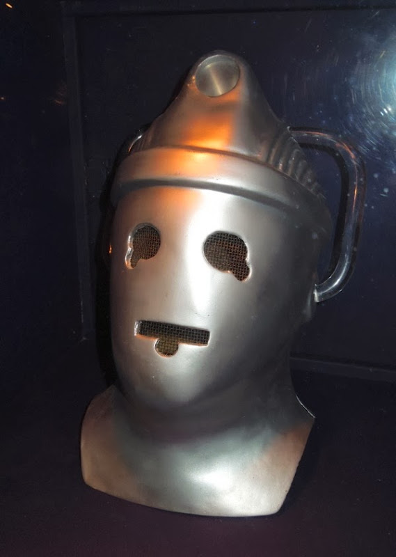 Doctor Who 1968 Cyberman head The Wheel in Space