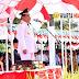 Upacara HUT Kemri Ke-73 Kabupaten Nias Akhirnya Dilaksanakan di Gido