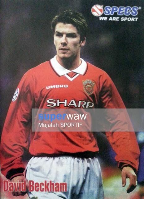 David Beckham (Manchester United 99)