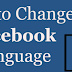 How to Change Your Facebook Language