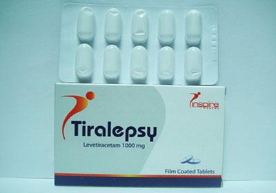 سعر ودواعى إستعمال اقراص تيراليبسى tiralepsy للصرع