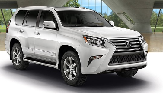 2018 Lexus GX 460 Redesign Price Specs Review and Release Date