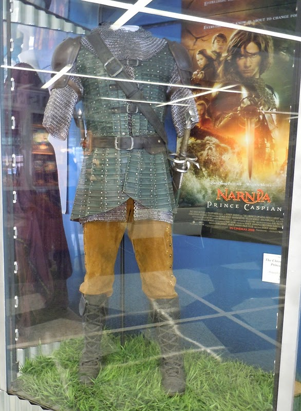 Prince Caspian Narnia movie costume