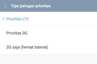 Trik Mengatasi Sinyal 4G LTE Tidak Muncul di Xiaomi Redmi Note 2