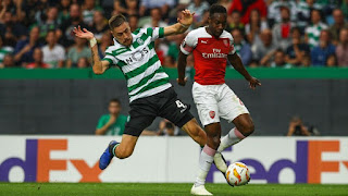 Sporting 0 1 Arsenal: Gunners Continue Impressive Run With Europa League Victory