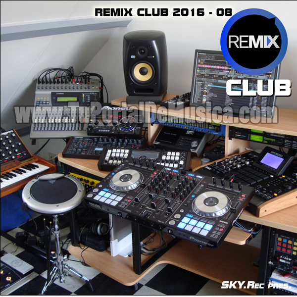Remix Club Volumen 7 (2016)