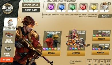 Cara Mendapatkan Bola Dragon Soul Warna Kuning di Garena Free Fire  Mudah Banget! Cara Mendapatkan Dragon Soul Warna kuning di Free Fire