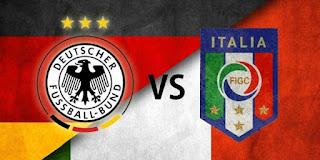 Jadwal Pertandingan Jerman vs Italia