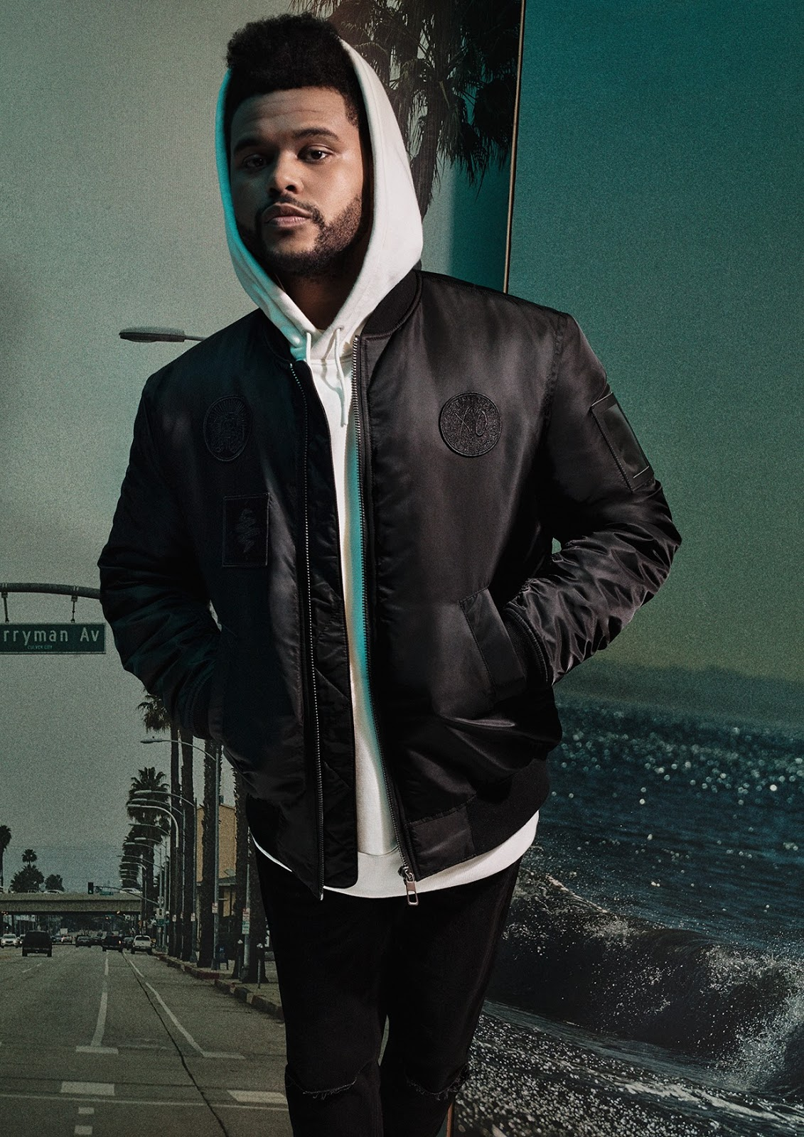 H&M x The Weeknd Fall/Winter 2017 Essentials Collection