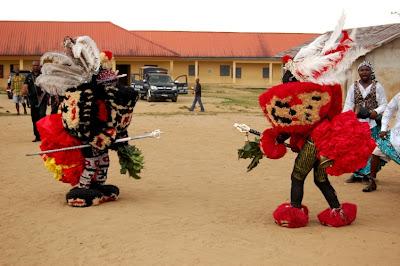 Pictures Of Ekpe Festival In Eket - Akwa Ibom State