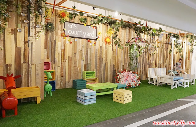 Go Green, SS15 Courtyard, SS15 Subang Jaya, Eco Friendly Project, Environmental Friendly Campaign
