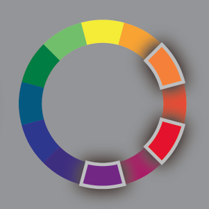The informed illustrator color schemes defined - Analogous color scheme definition ...