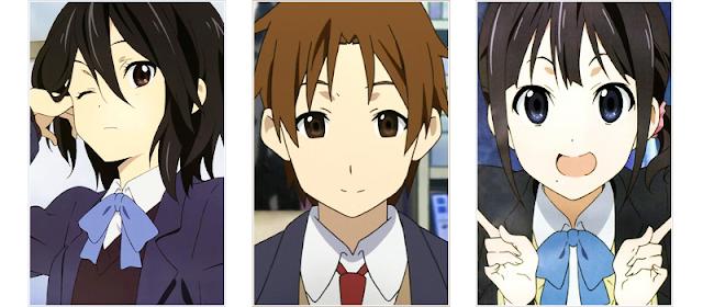 Kokoro Connect di Rekomendasi Anime Romance - Drama Terbaik