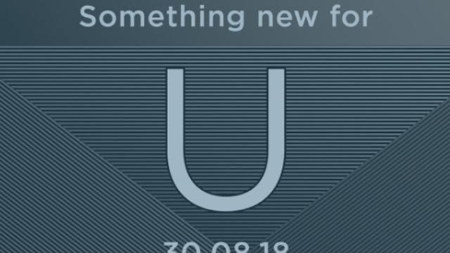 HTC U saldrá a la venta el próximo 30 agosto