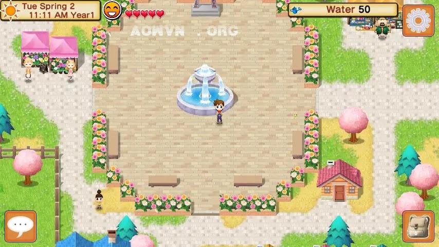 AowVN.org m%2B%25286%2529 - [ Offline ] Harvest Moon: Seeds of Memories | Huyền thoại game nông trại đã có trên Android & IOS