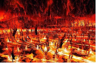the abyss of hell fire