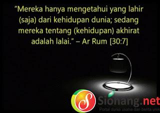 Kata Mutiara Islami Penyejuk Hati