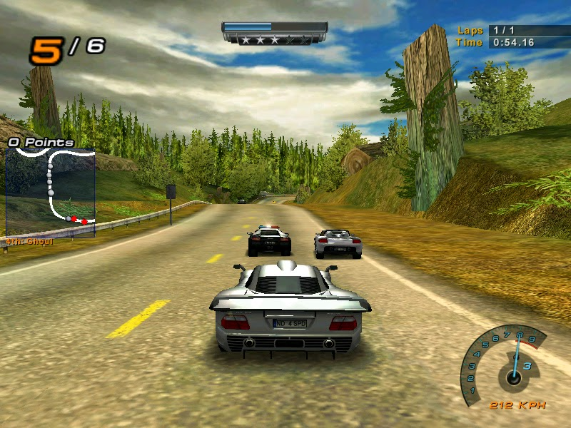need for speed 3 hot pursuit download