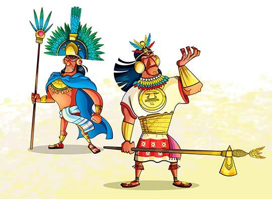 Ilustración de Andrés Pabón aka Chamoi