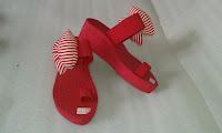Sandal Jempol Pita Zebra (Sandal Tasik Murah)