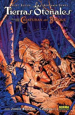Las tierras otoñales 2, nueva entrega de la saga creada por Kurt Busiek y Benjamin Dewey.