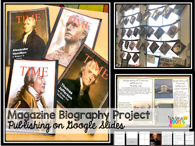 Great project on Google Slides.  Give the students a template and let them research.